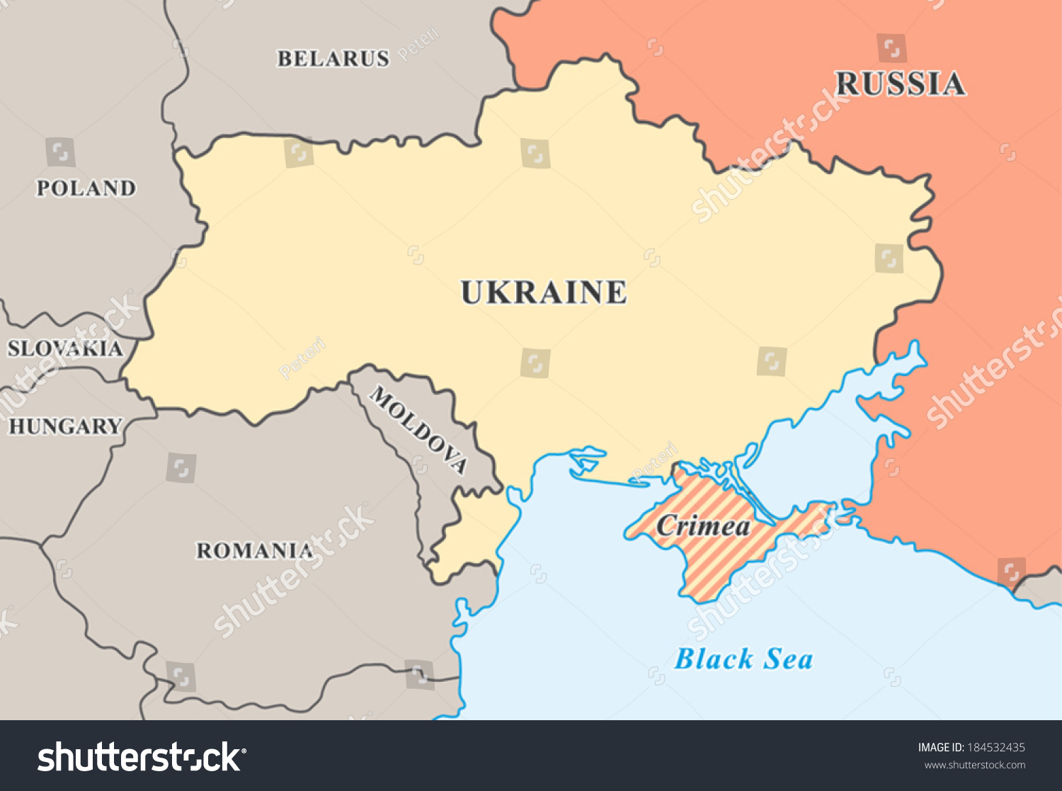 Russian Federation And Ukraine 92