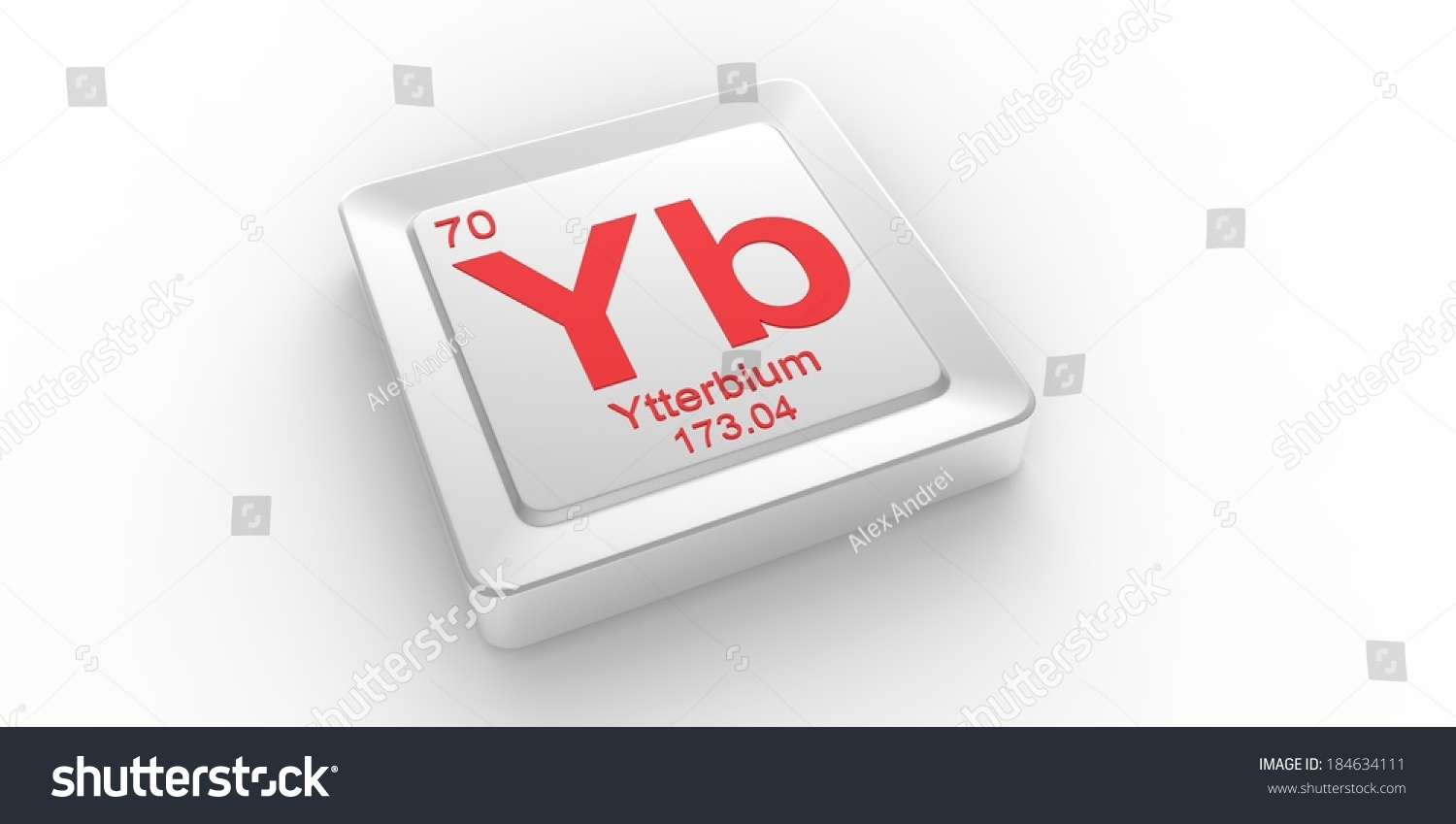 Yb symbol 70 material ytterbium chemical stock illustration yb symbol 70 material for ytterbium chemical element of the periodic table urtaz Gallery