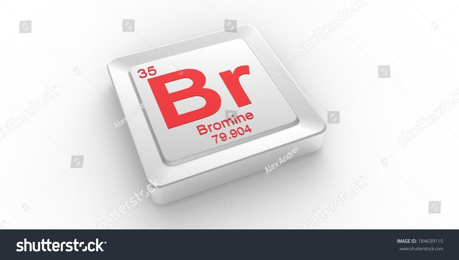 Br symbol 35 material bromine chemical stock illustration 184639115 br symbol 35 material for bromine chemical element of the periodic table urtaz Image collections