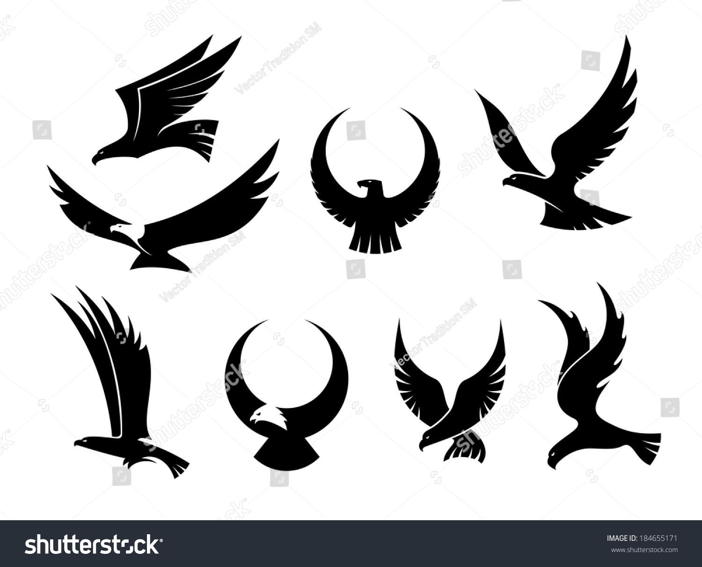 hunting eagles logo gallery