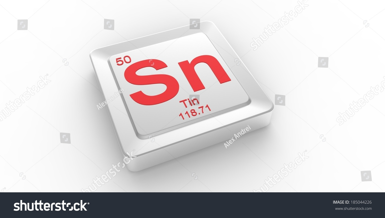 Sn symbol 50 material tin chemical stock illustration 185044226 sn symbol 50 material for tin chemical element of the periodic table buycottarizona Choice Image