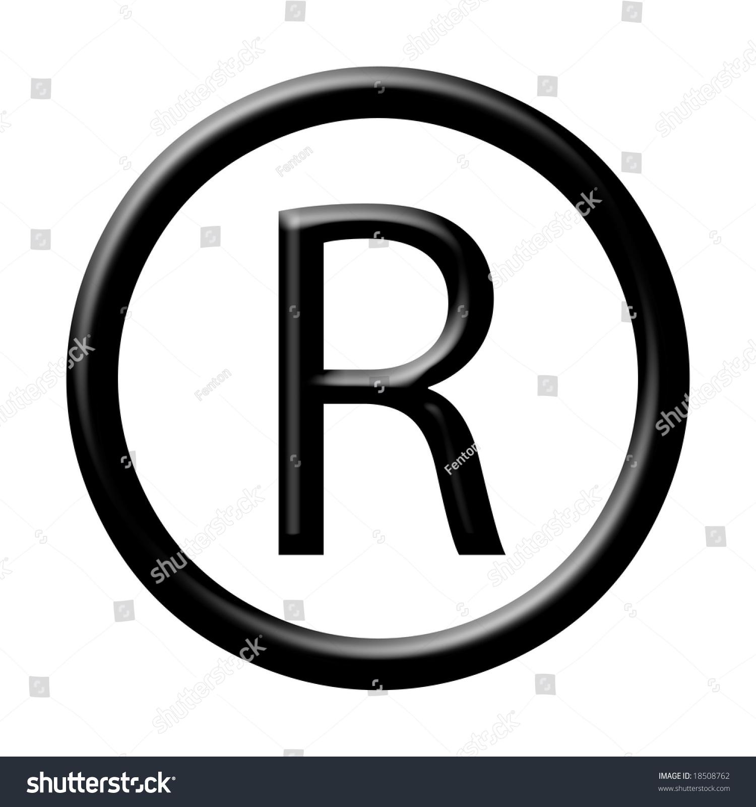 showing post media for registered symbol www