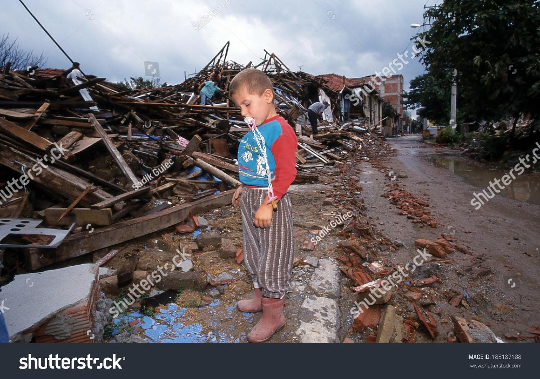 Izmit – Turkey Earthquake August 1999