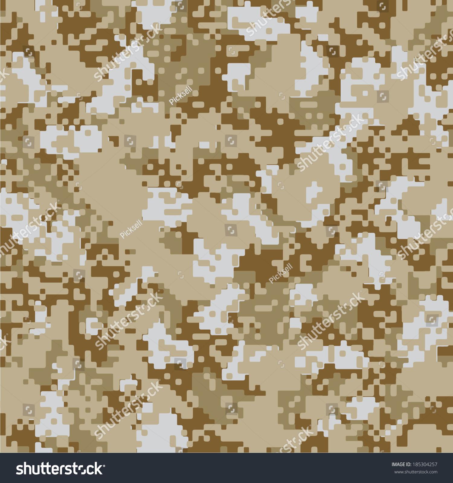 Seamless Desert Sand Texture
