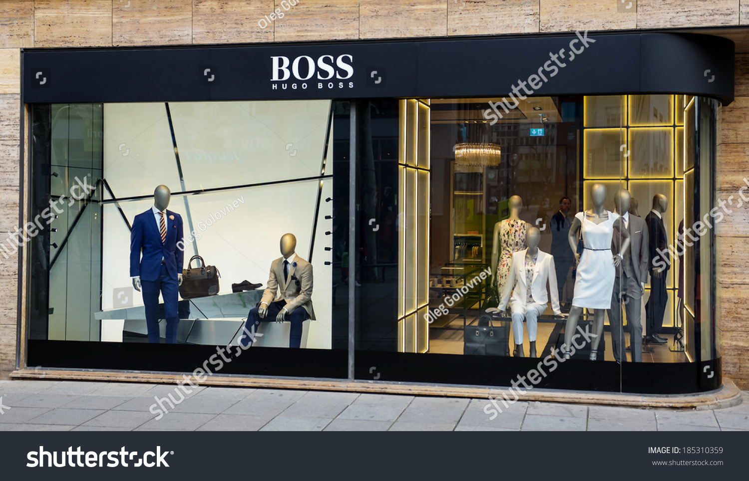 metzingen hugo boss outlet prices. Black Bedroom Furniture Sets. Home Design Ideas