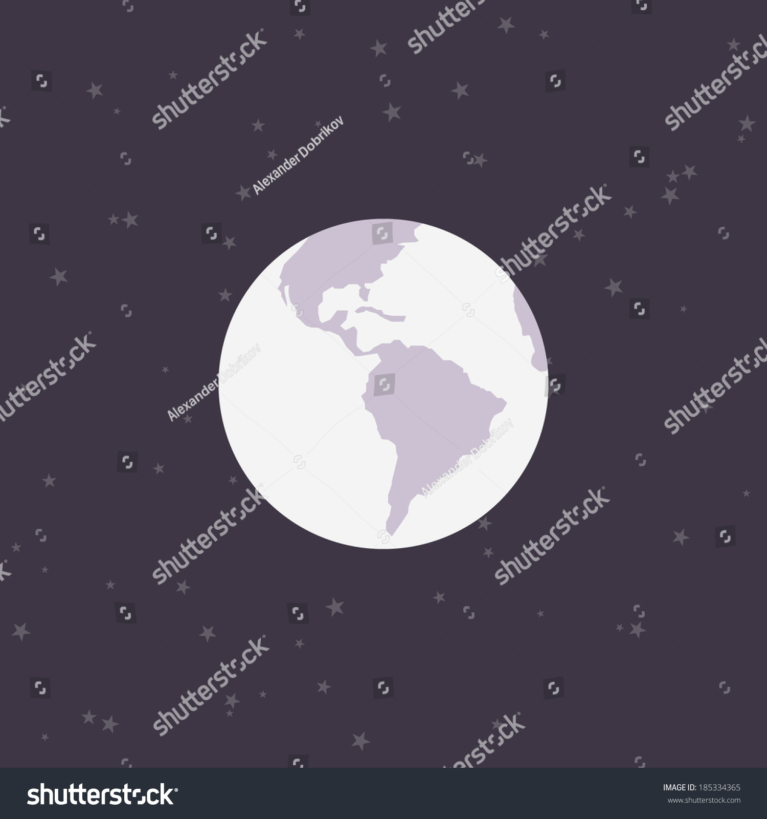 flat earth minimal design white earth stock photo (photo, vector