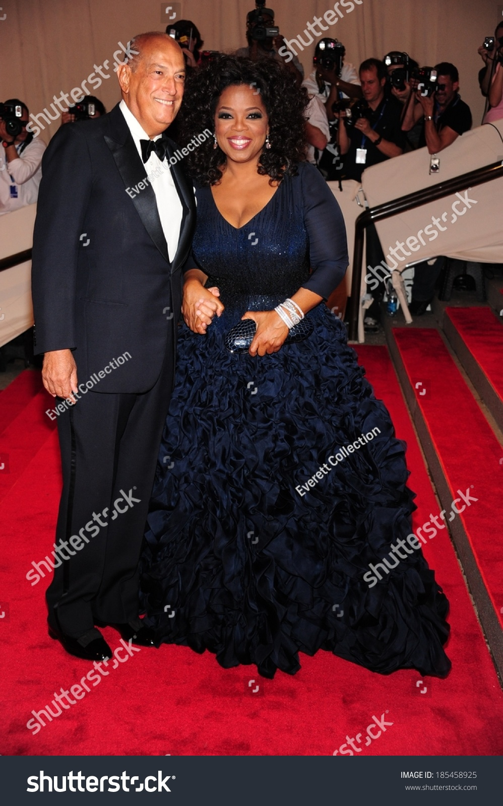 Oscar De La Renta Oprah Winfrey Stock Photo (Edit Now) 185458925 ...