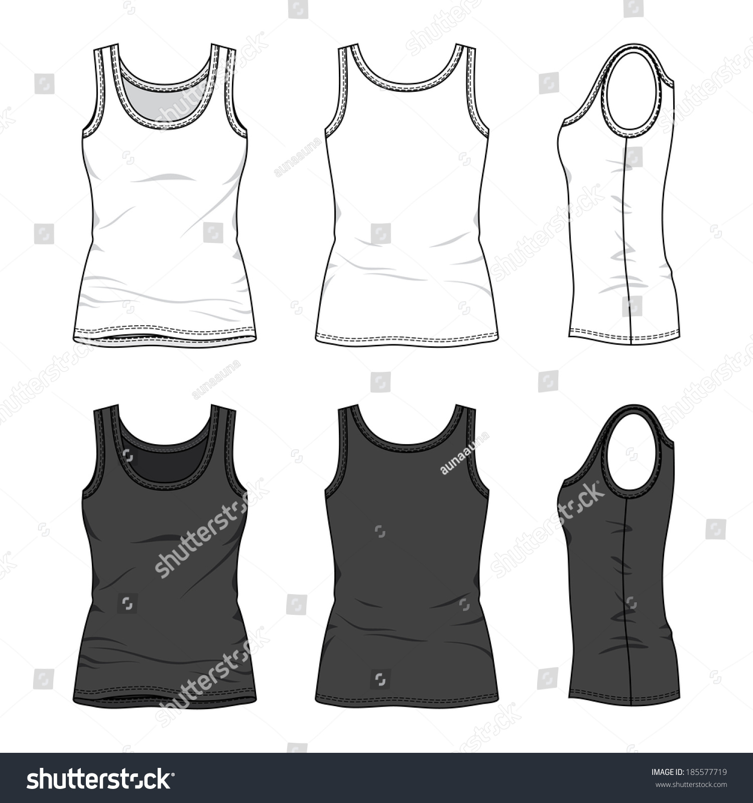 Woman Outline Front And Back | www.imgkid.com - The Image ...