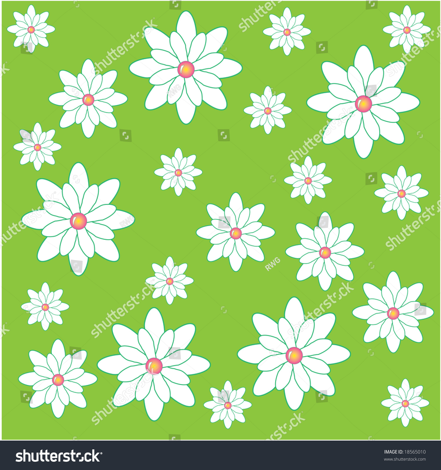 Floral abstract background seamless repeat pattern ez canvas mightylinksfo