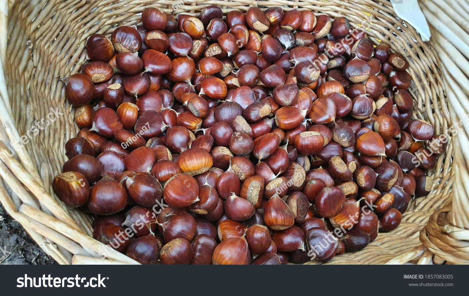 stock-photo-wicker-basket-with-chestnuts