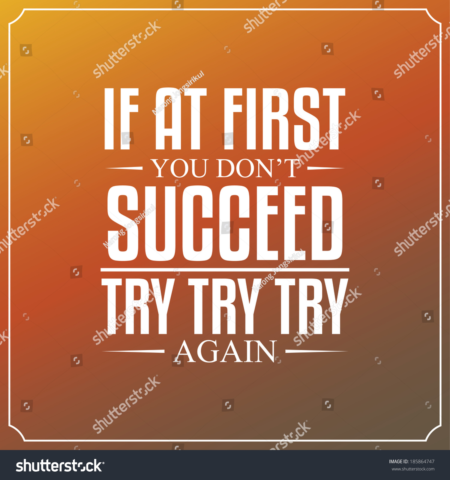[Image: stock-vector-if-at-first-you-don-t-succe...864747.jpg]