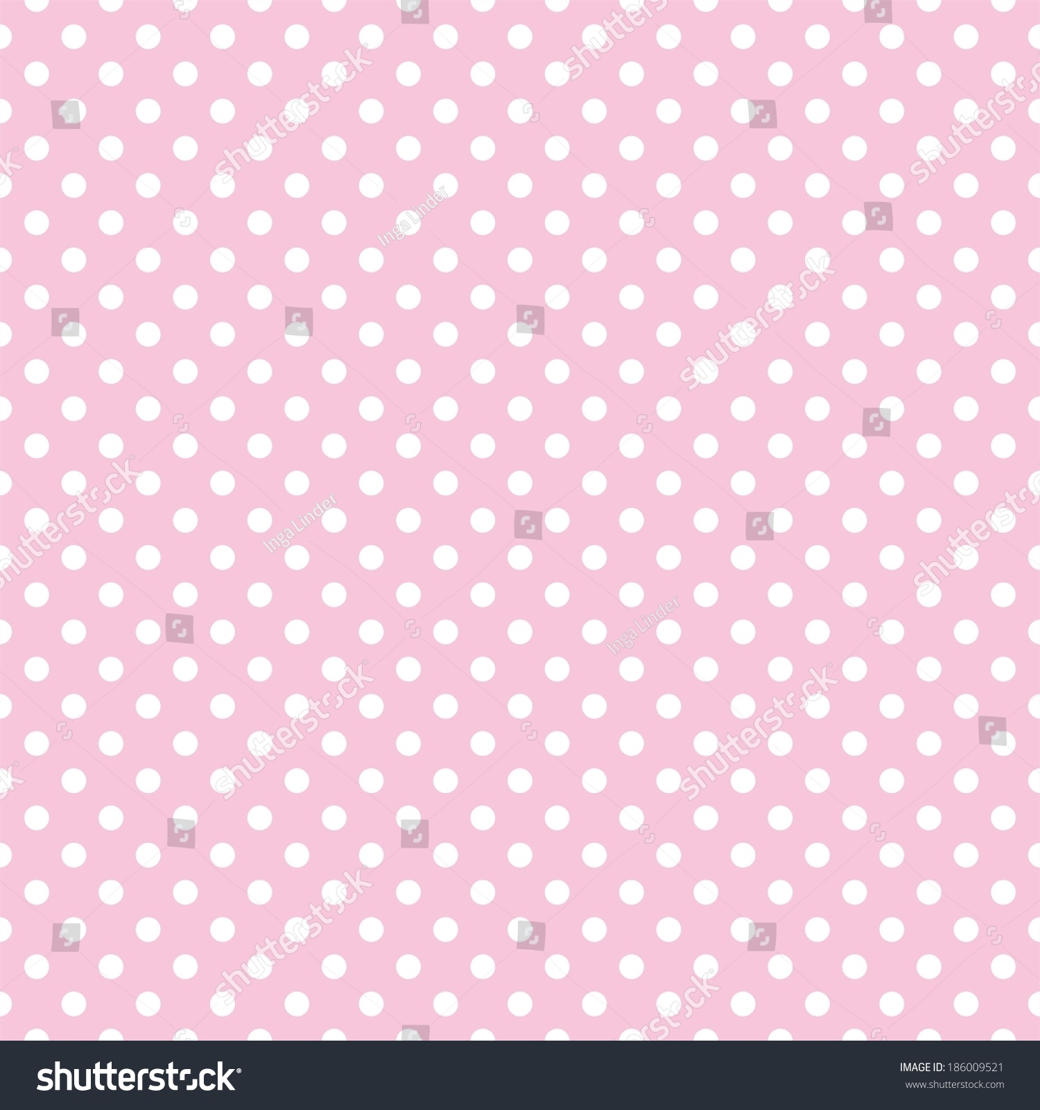 Pics photos pink polka dot s wallpaper - Seamless Pattern With White Polka Dots On A Pastel Pink Background For Desktop Wallpaper Or