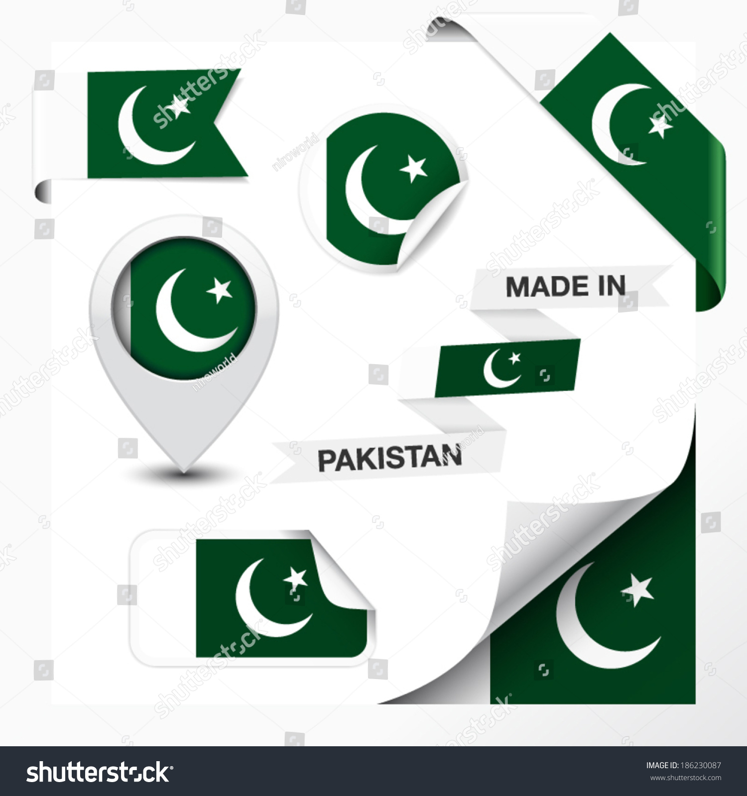 Pakistani Stickers