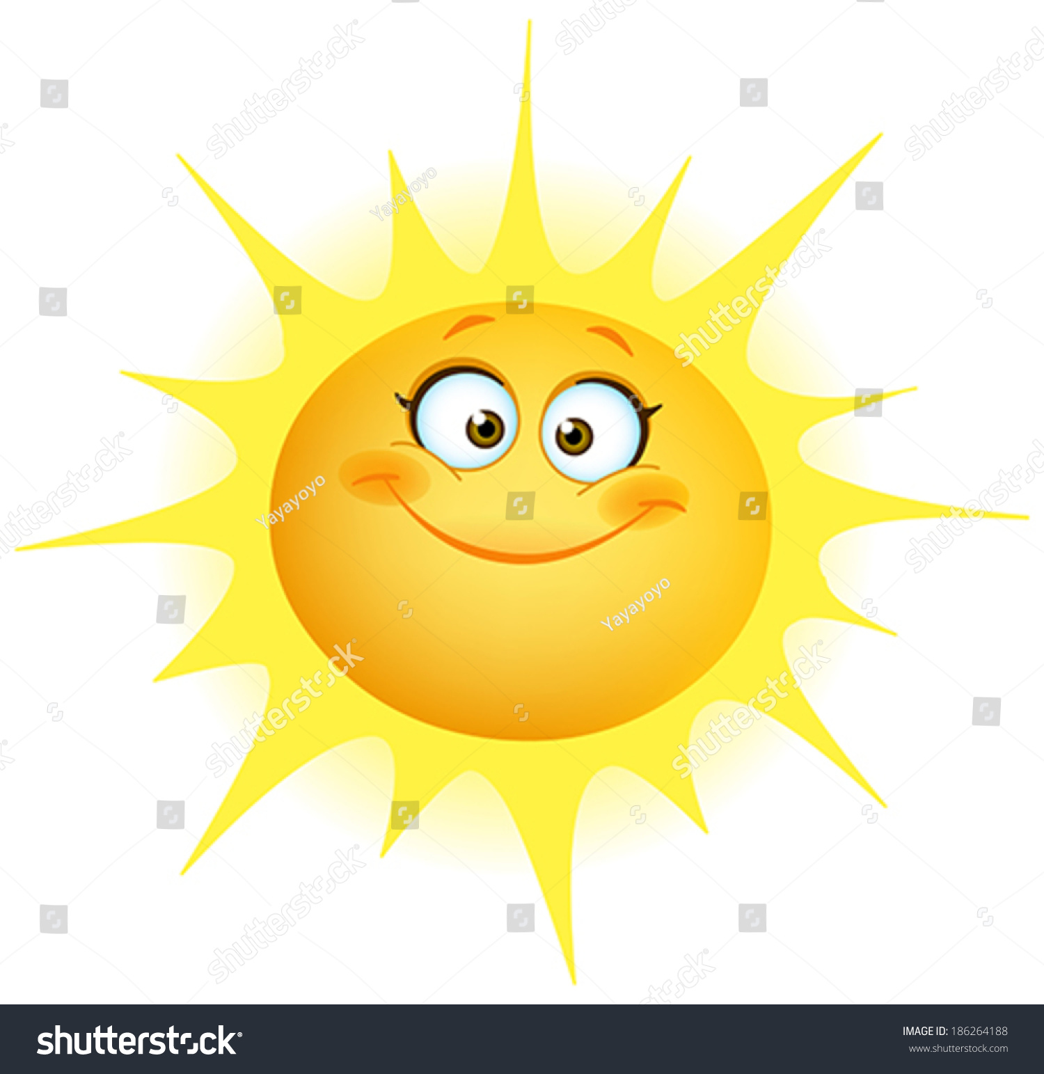 Smiling sun images - Cute Smiling Sun