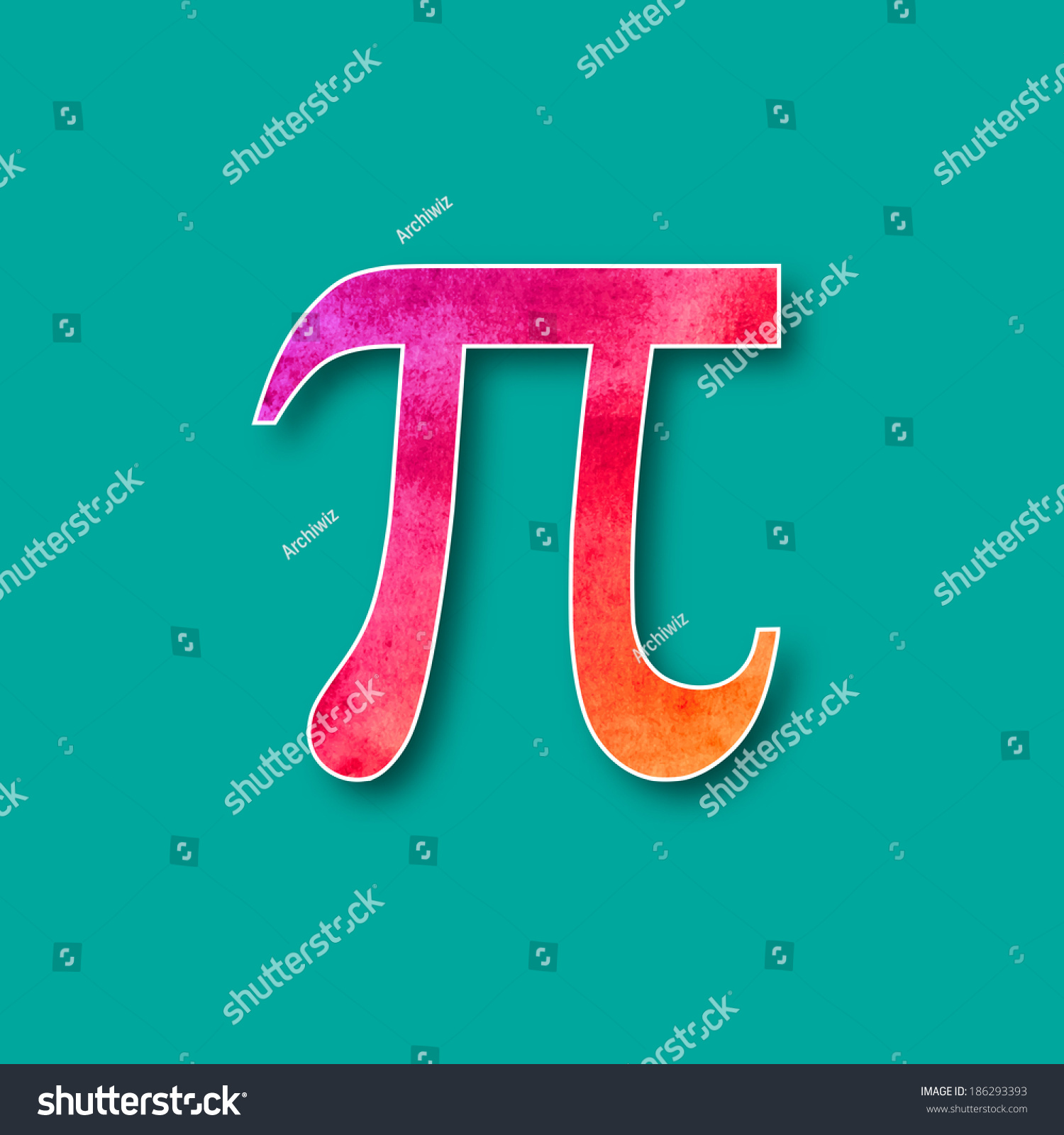 how to write pi symbol in html