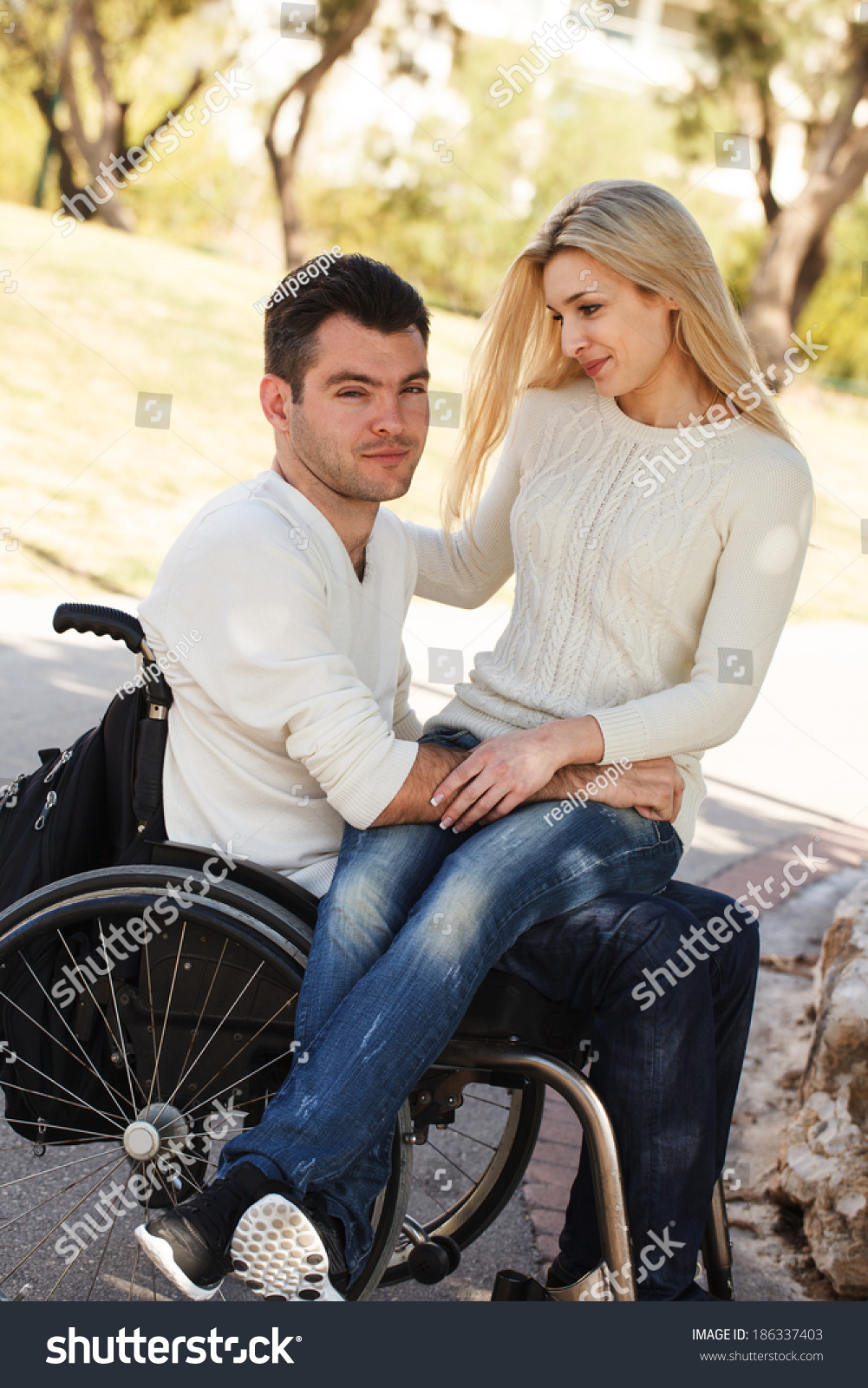 Whats it like dating someone in a wheelchair