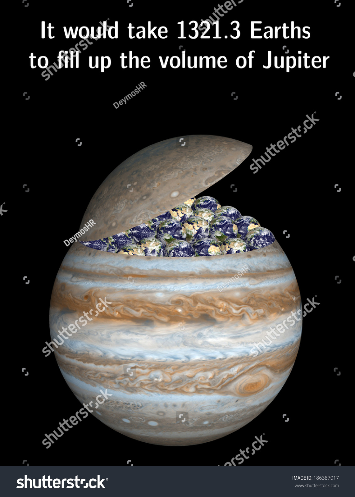 planet jupiter size compared to earth - photo #11