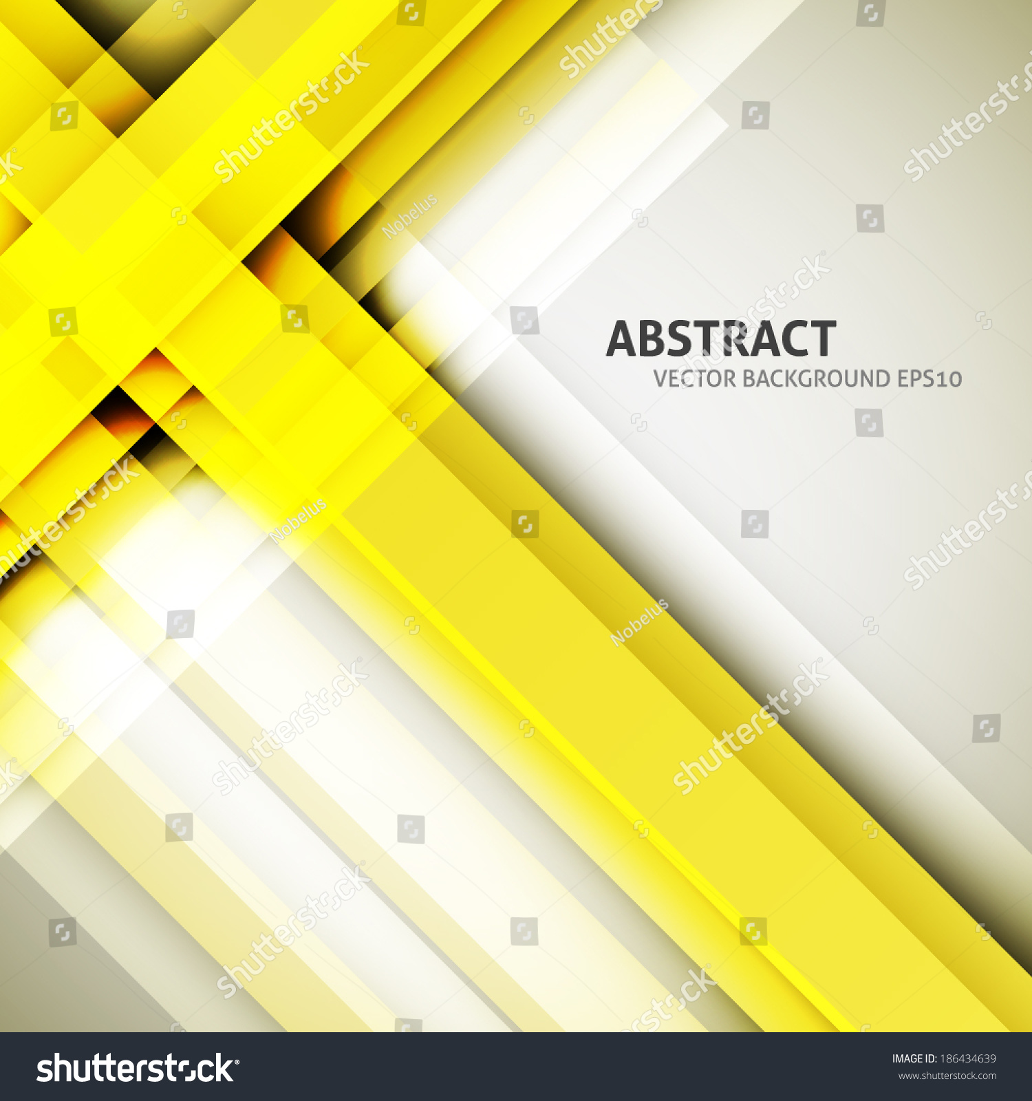 Straight Line Abstract Art : Abstract yellow straight lines background technology stock