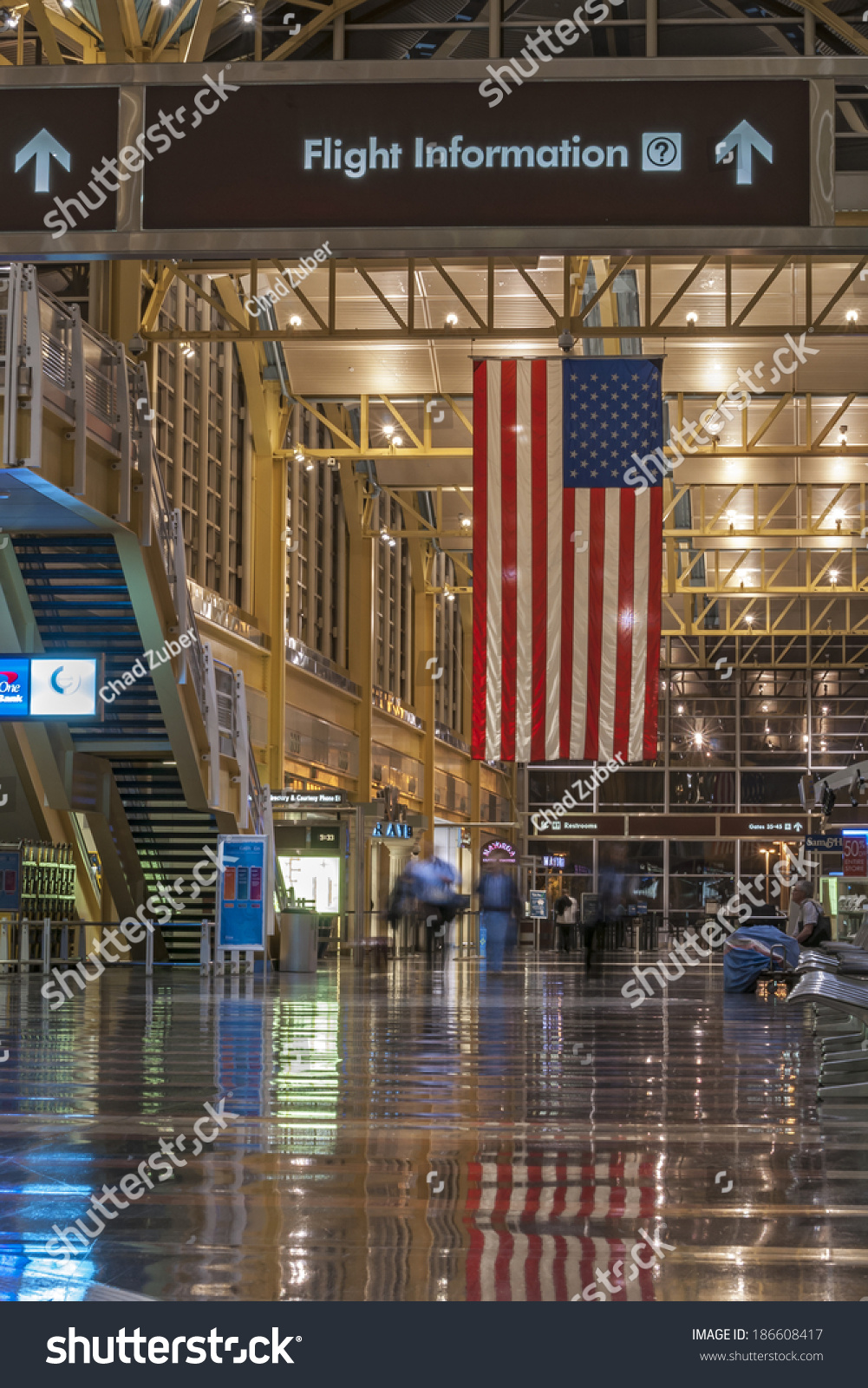 October 2, 2014: Many Major Airports In