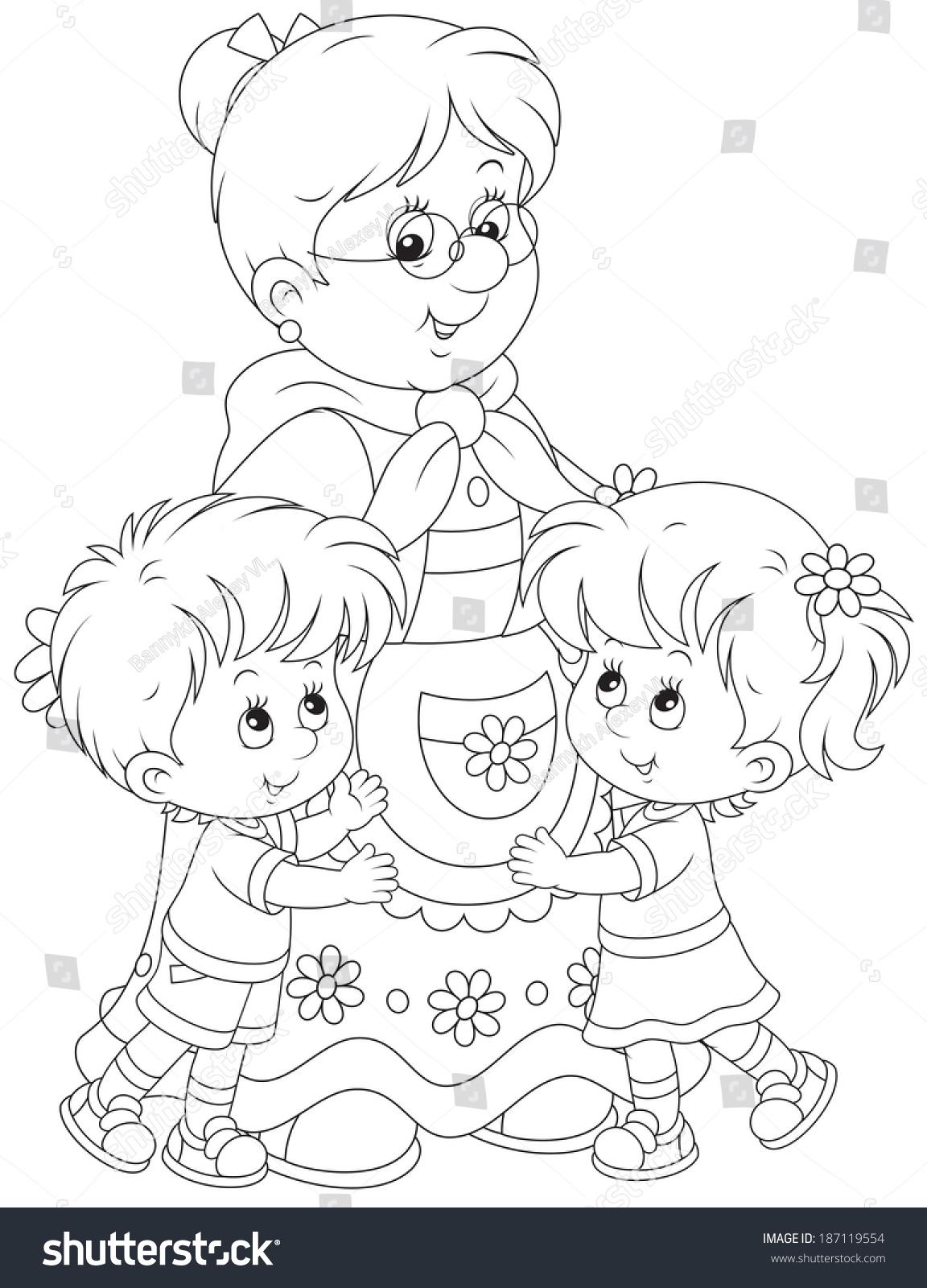 Открытки для бабушки на день рождения поэтапно 28