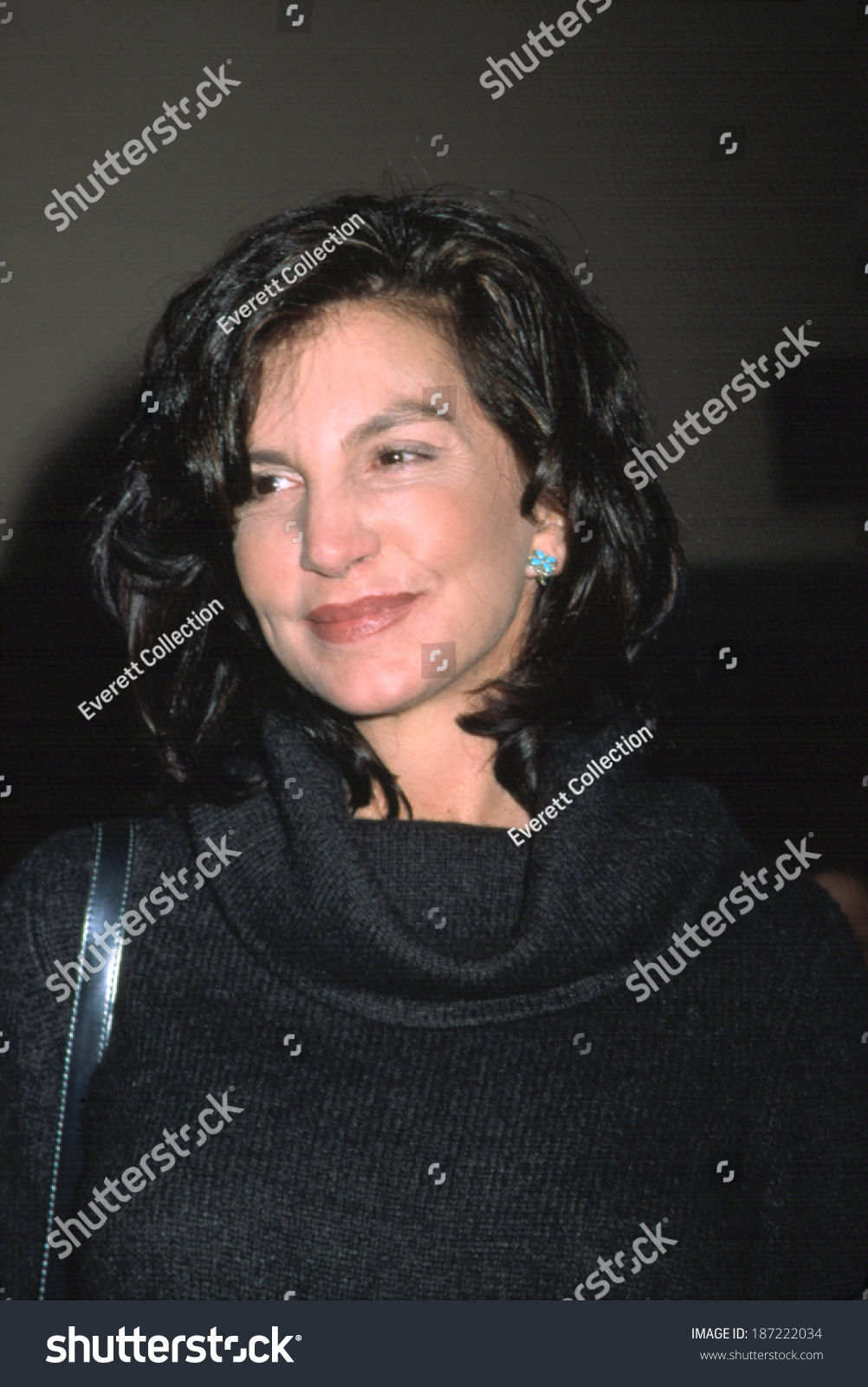 Mercedes Ruehl Premiere Guilt By Association Stock Photo Edit Now