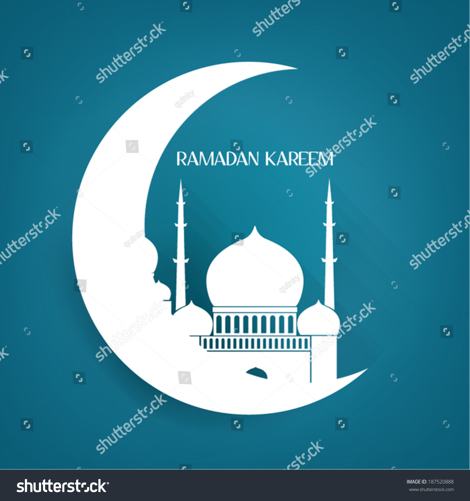 Arabic islamic mosque vector design translation stock vector arabic islamic mosque vector design translation ramadan kareem happy ramadan greetings m4hsunfo