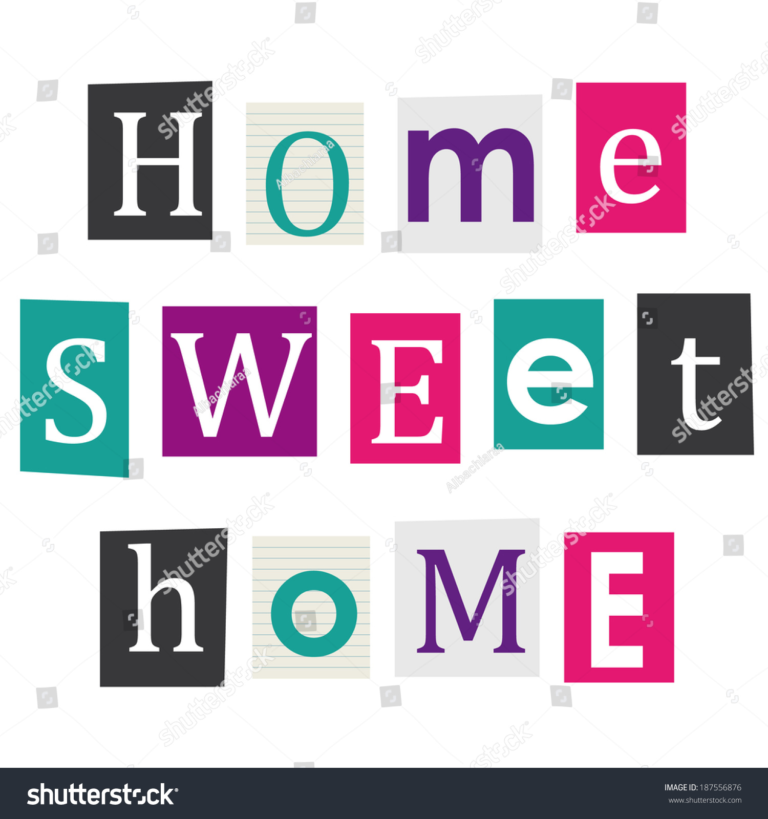 Home sweet home letters cut out stock illustration 187556876 home sweet home letters cut out stock illustration 187556876 shutterstock spiritdancerdesigns Gallery