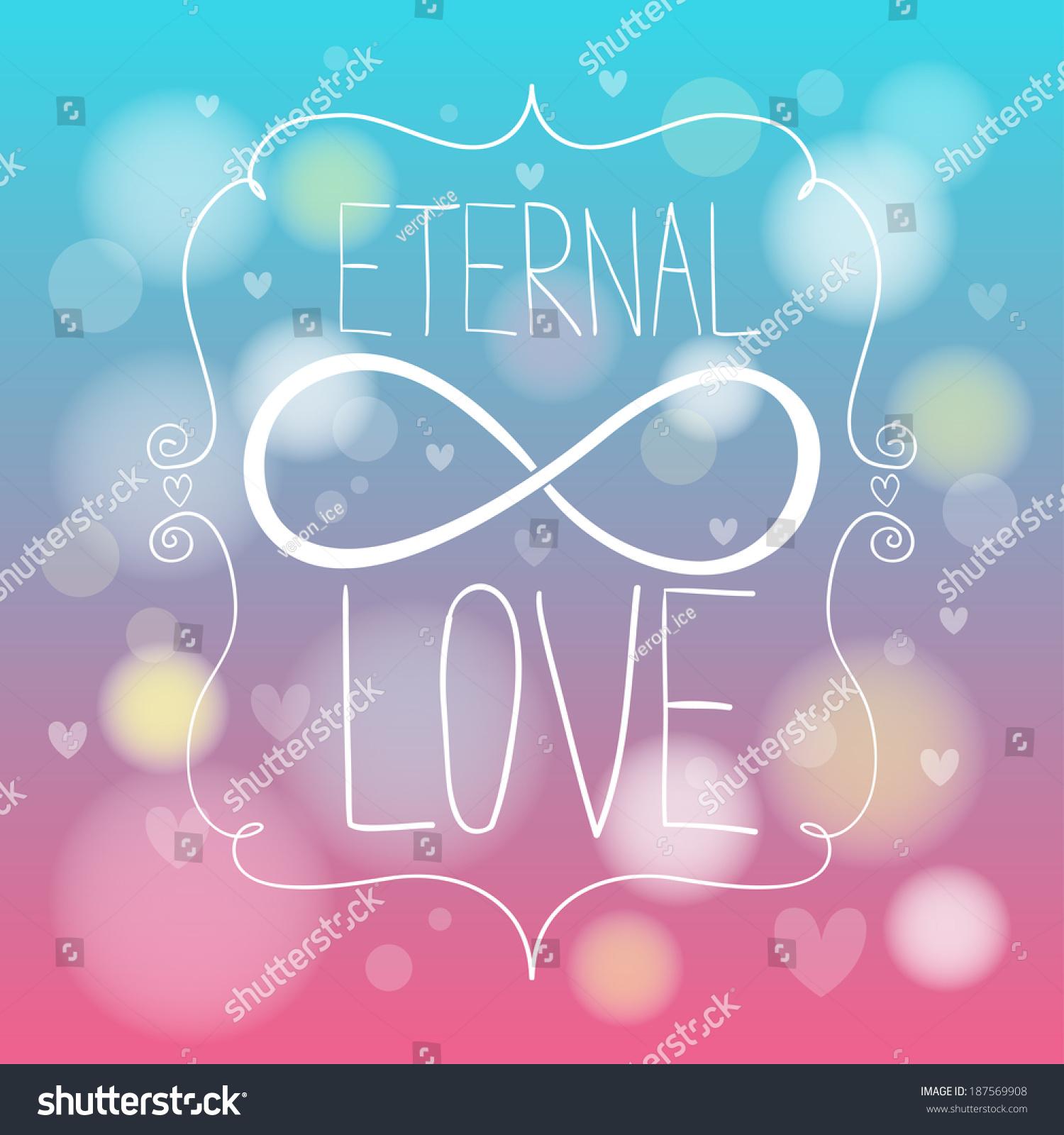Doodle hands making infinity symbol eternal stock vector 187569908 doodle hands making infinity symbol eternal love biocorpaavc
