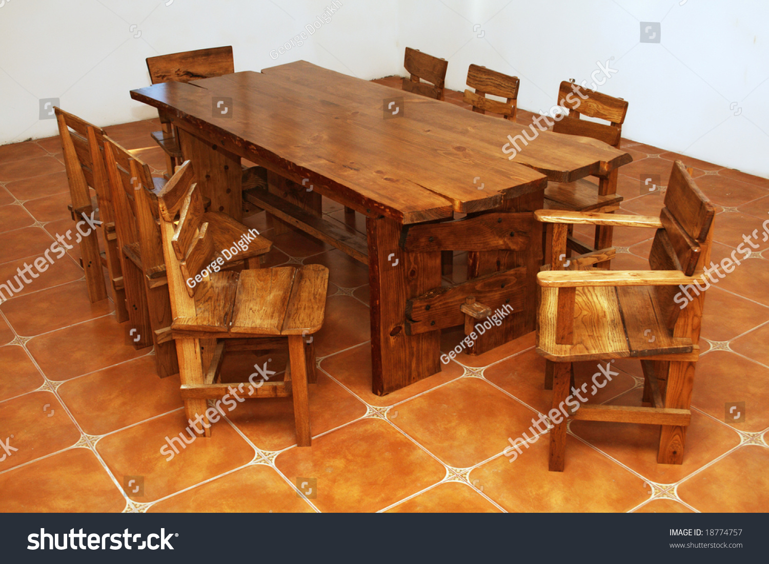 stock photo handmade large kitchen table large kitchen tables Handmade large kitchen table Preview Save to a lightbox
