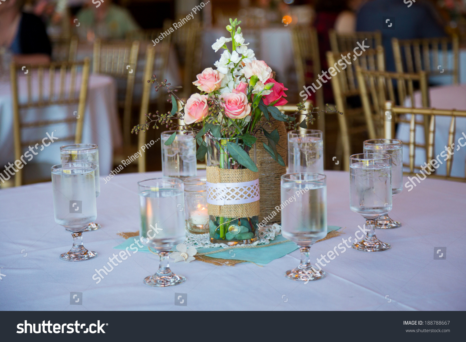 Diy Wedding Decor Table Centerpieces With Wine Bottles