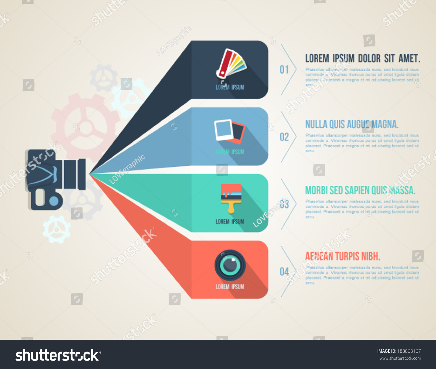 flat icons template can use for business concept education  : design diagram - findchart.co