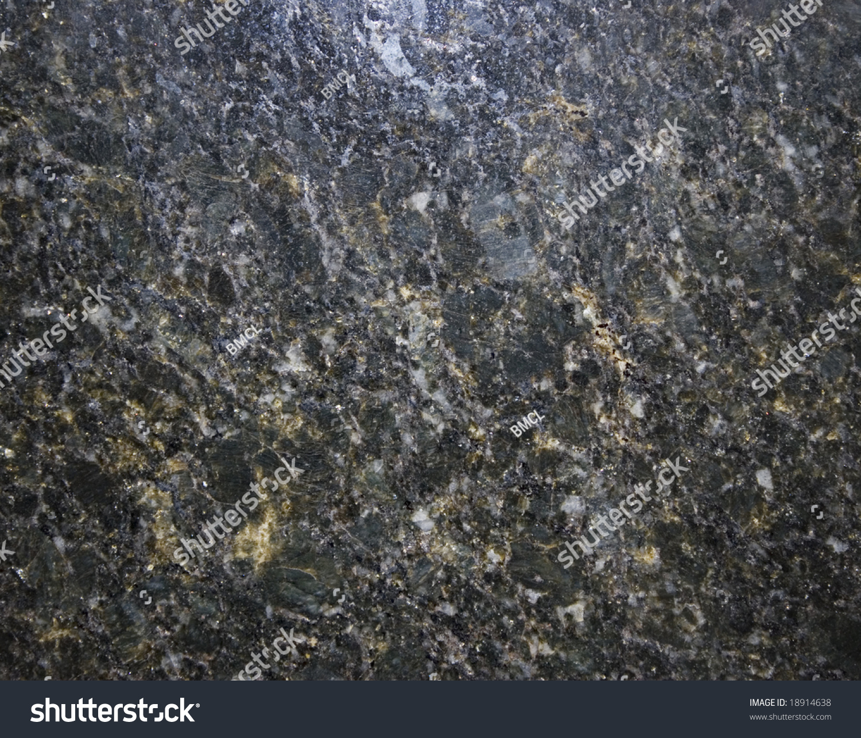 Black Granite Texture : Polished black granite texture
