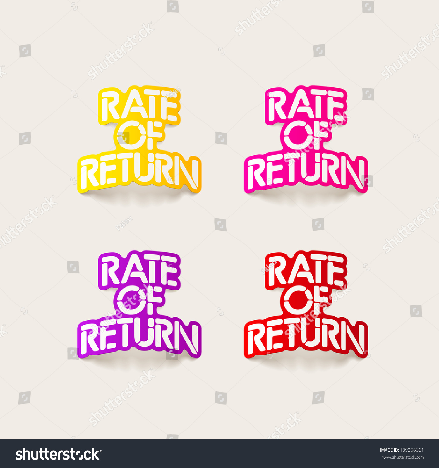 how to find rate of return of a stock