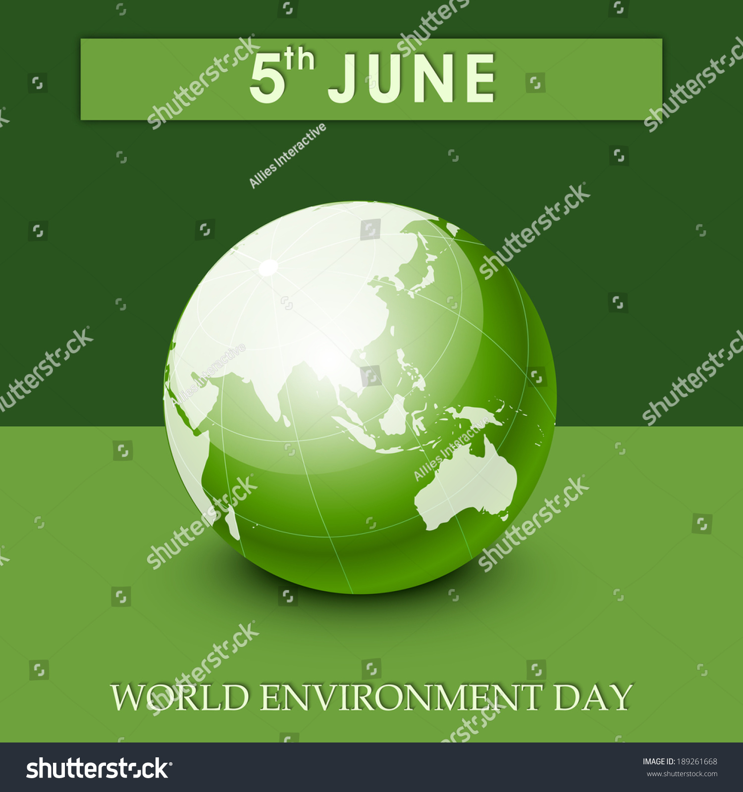 Poster design environment day - Poster Banner Or Flyer Design For World Environment Day With Shiny Globe