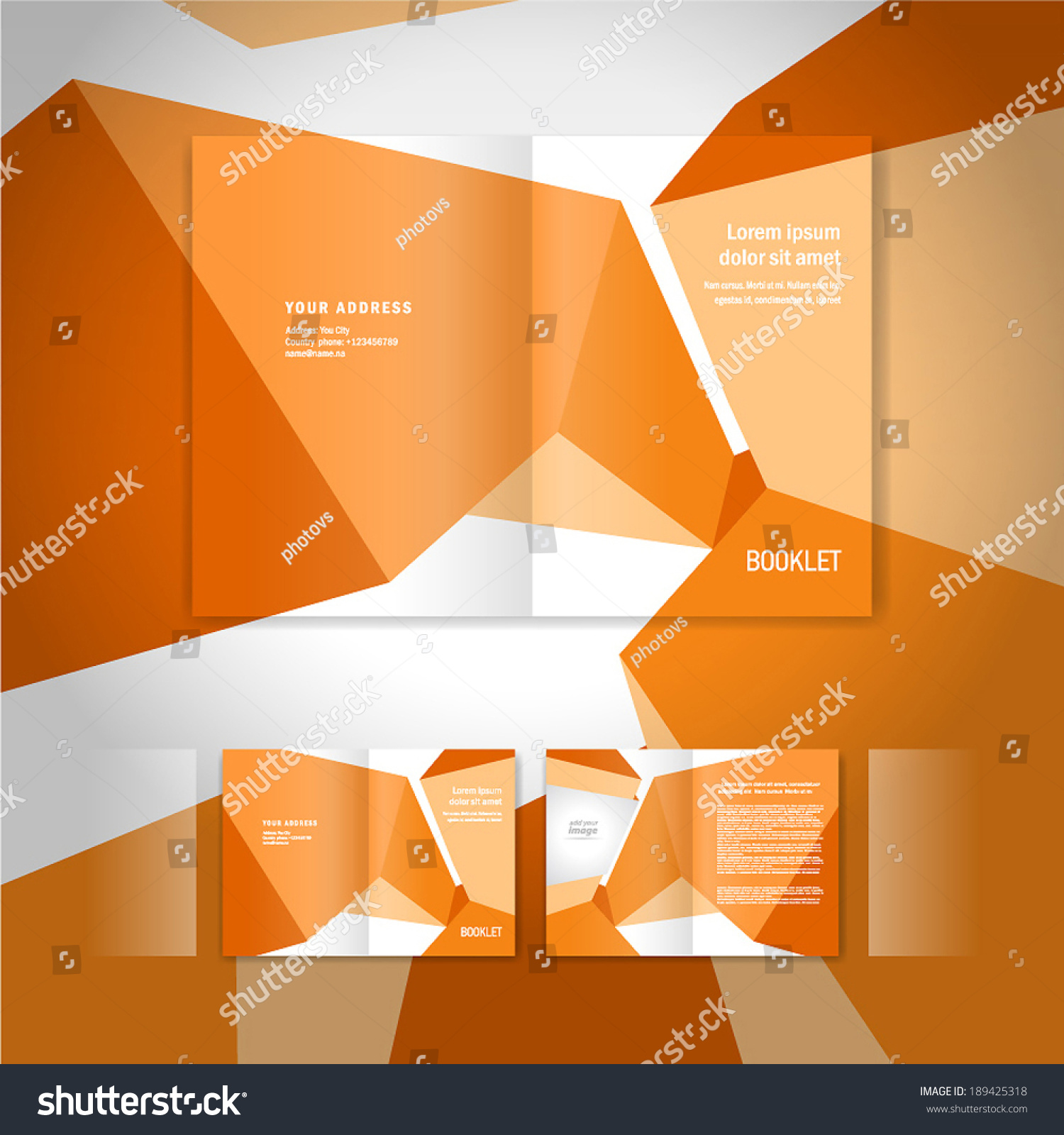 Sample Booklet Templates annual report cover template construction ...