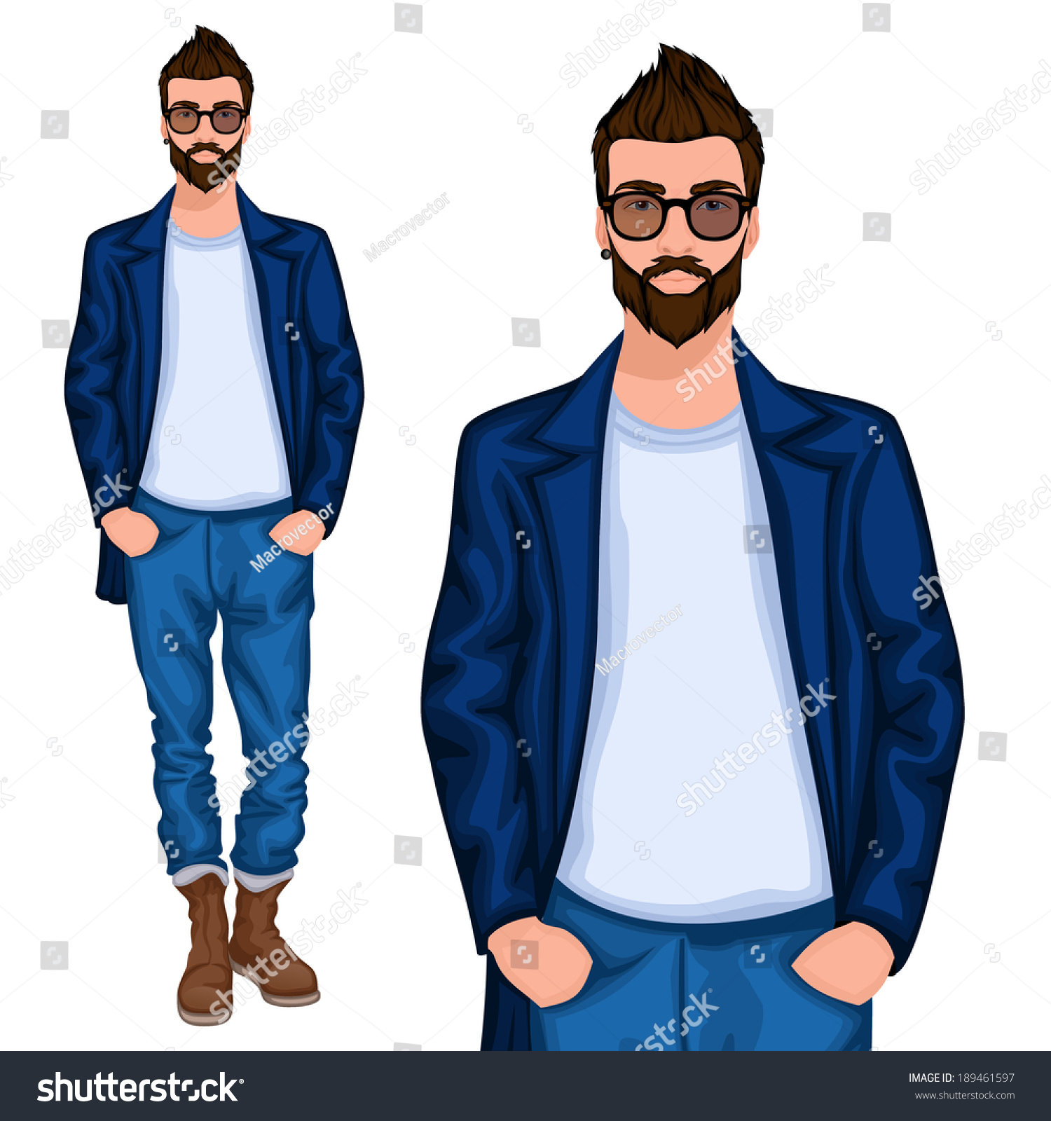 Boys Hipster fade haircut hard part  Mens Hipster