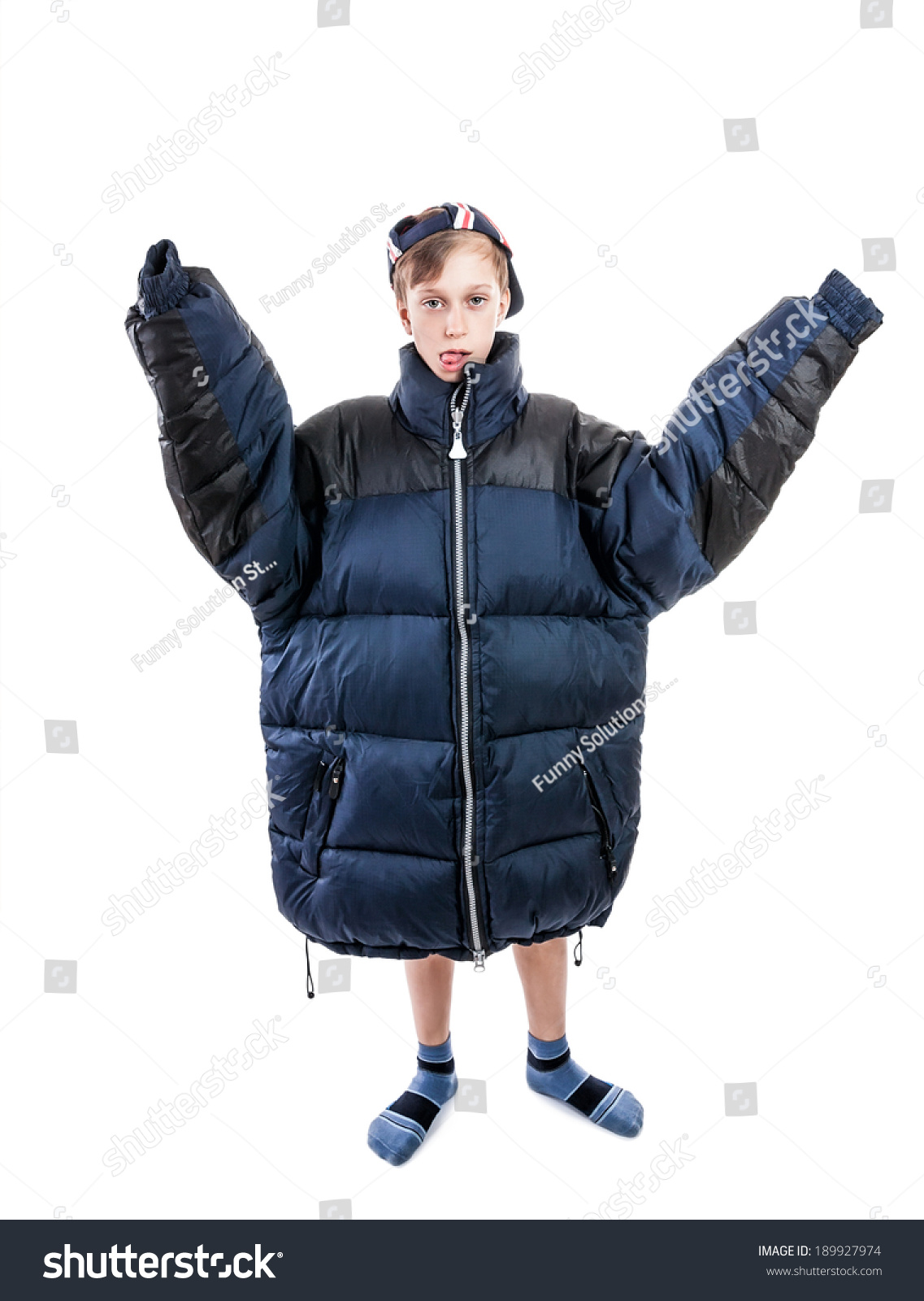 Big Winter Jacket OyNtGb