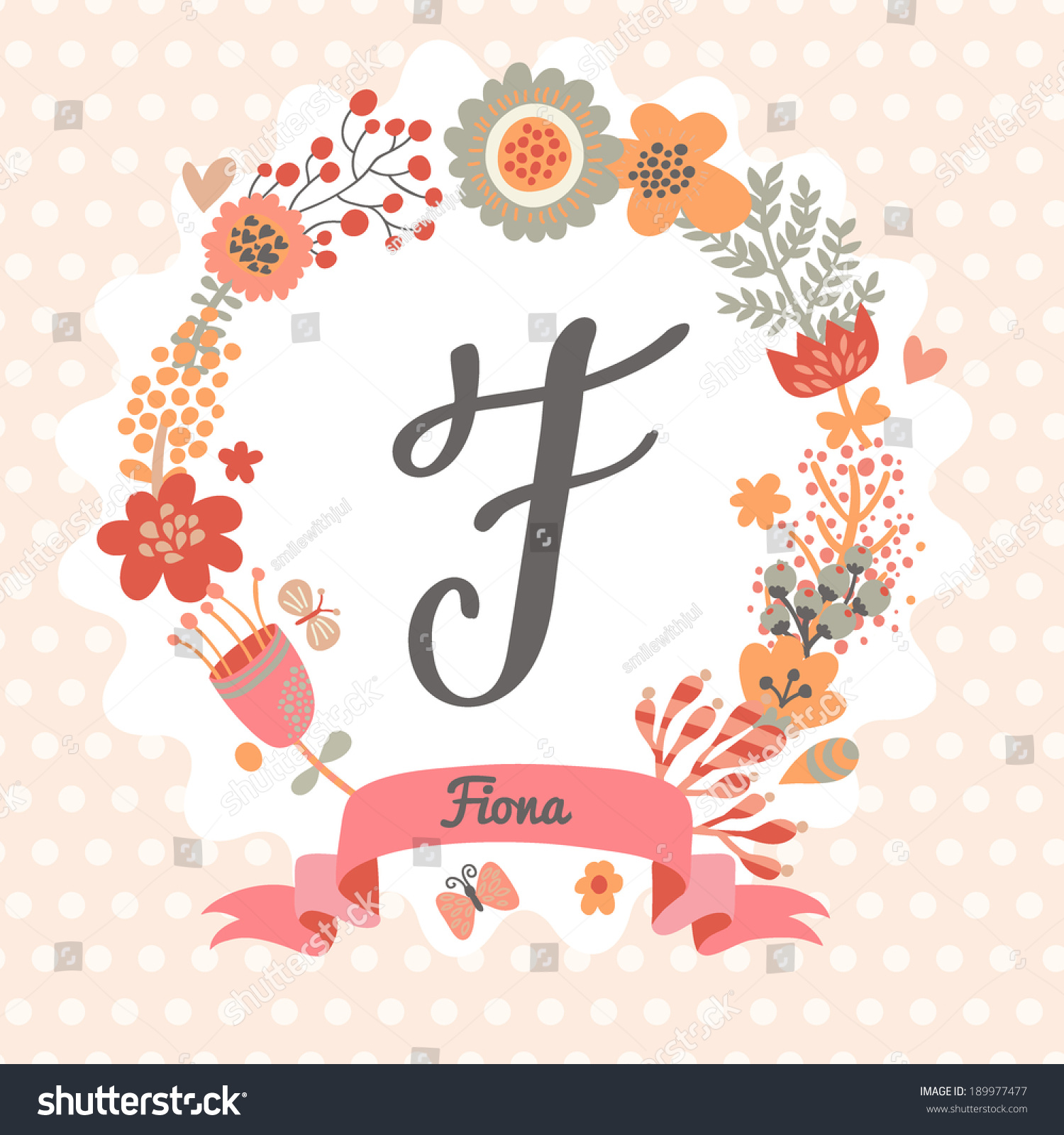 Pictures stylish of letter a