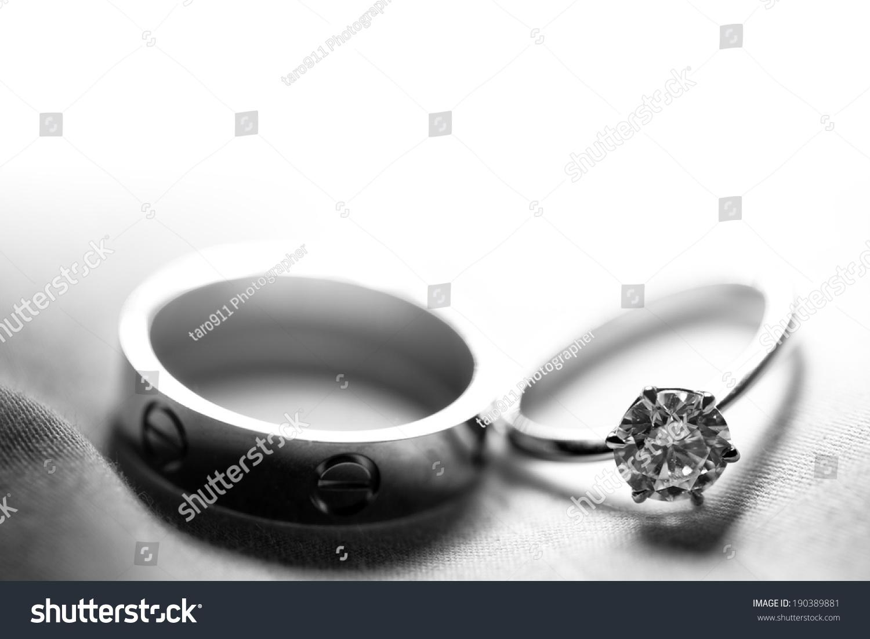 Couple Wedding Ring Stock Photo Edit Now 190389881 Shutterstock