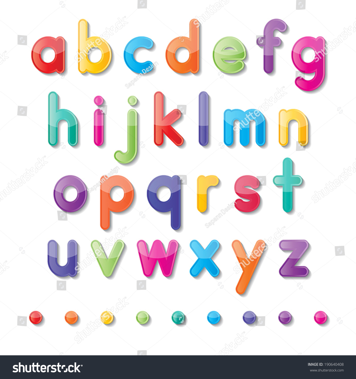 Alphabet Letters A to Z to Print  Alphabet Letters Org