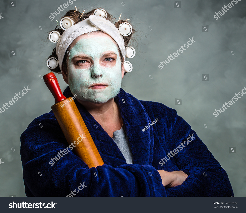 Картинка злая женщина