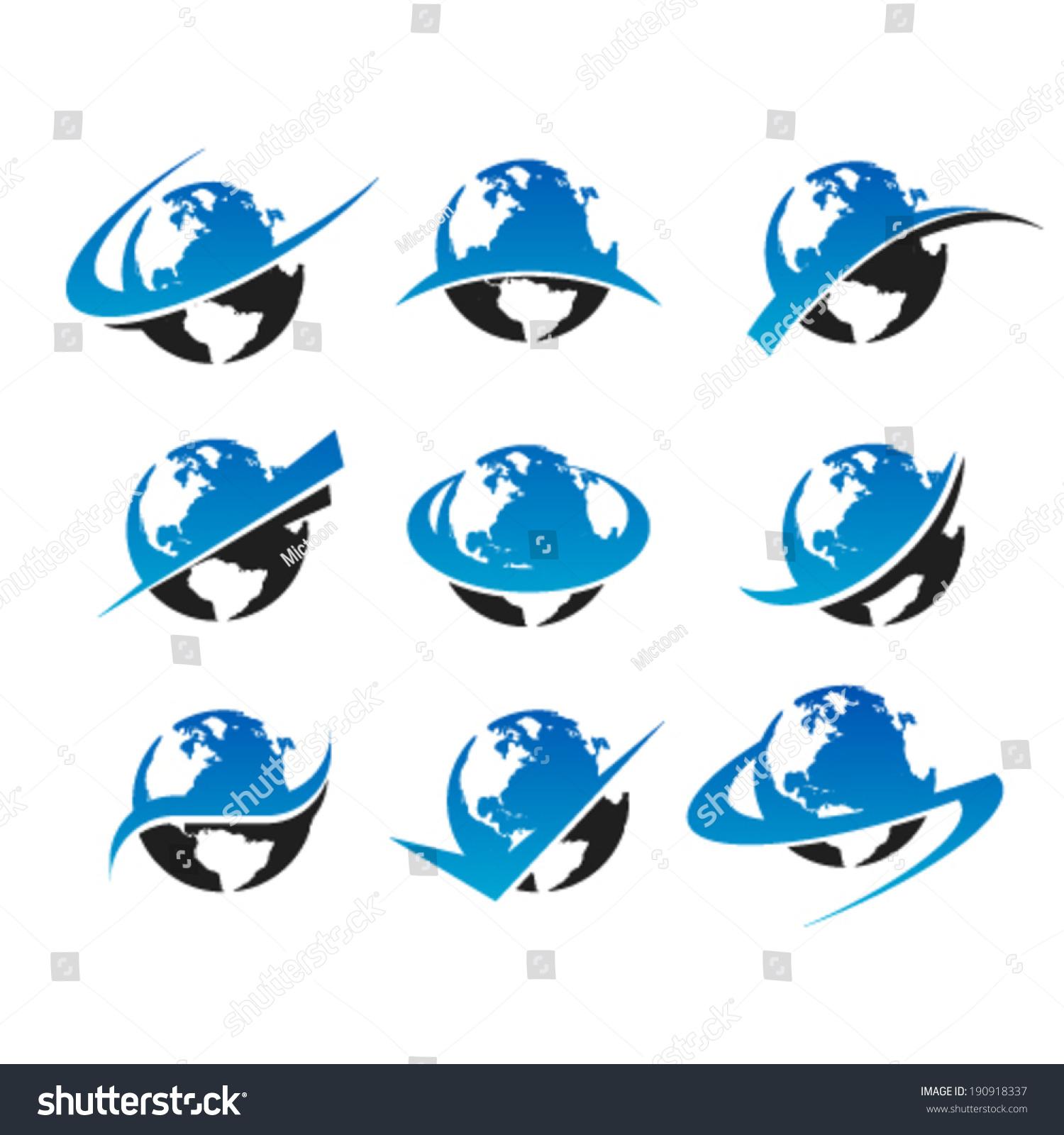 Stock Vector Planet Earth