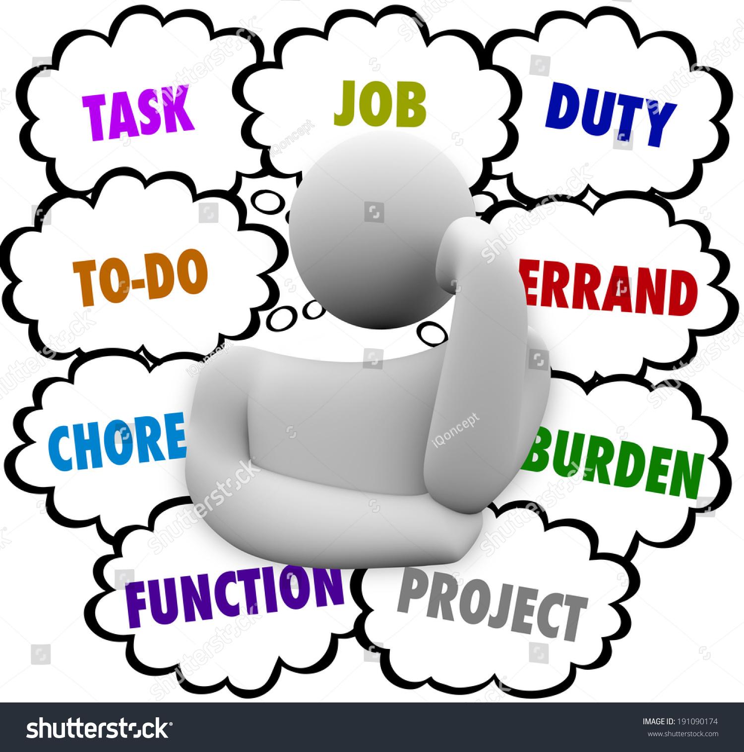 job duty antal expolicenciaslatam co Restaurant Manager Resume Examples Samples task job duty chore todo list stock illustration 191090174