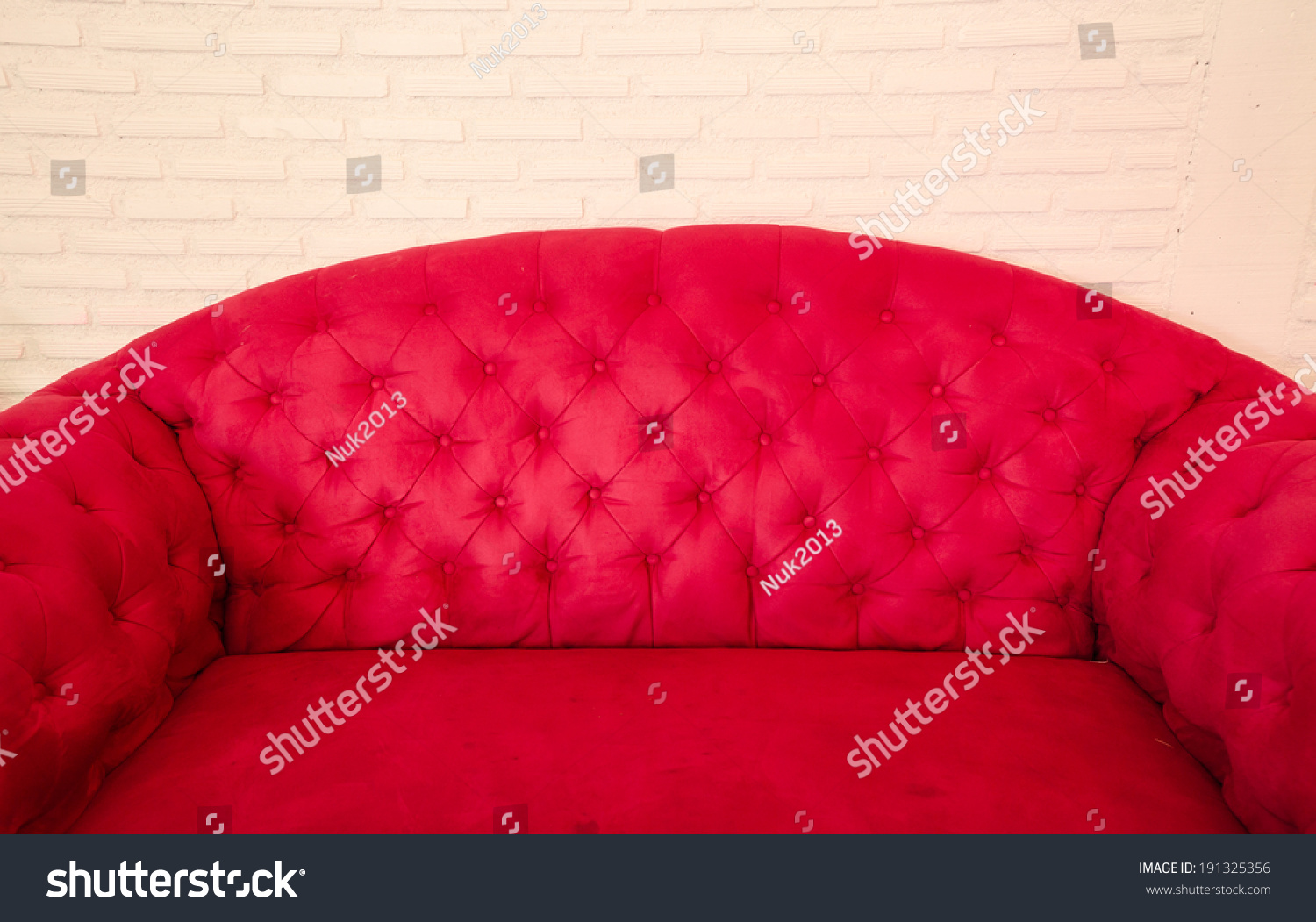 velvet stock to image use red sofa couch safe photo shutterstock