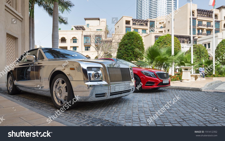Dubai Uae March 30 2014 Luxury Stock Photo 191412392 Shutterstock