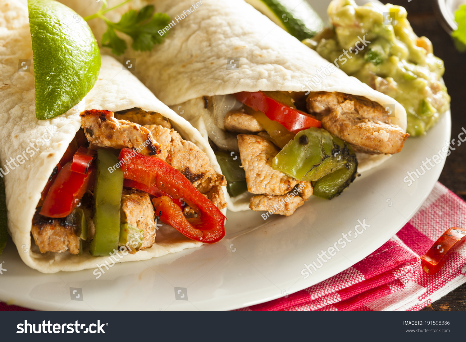 how to cook chicken fajitas with vegetables
