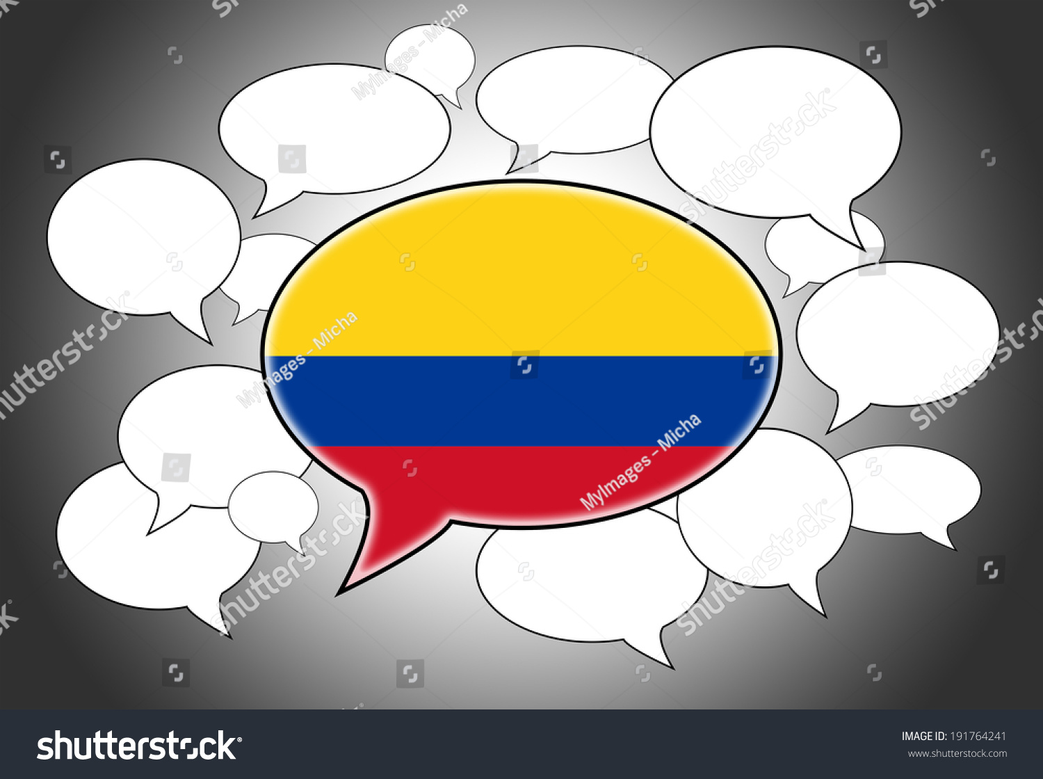 colombia speech There has been too much hatred and vengeance, francis said in a speech at the country's presidential palace.