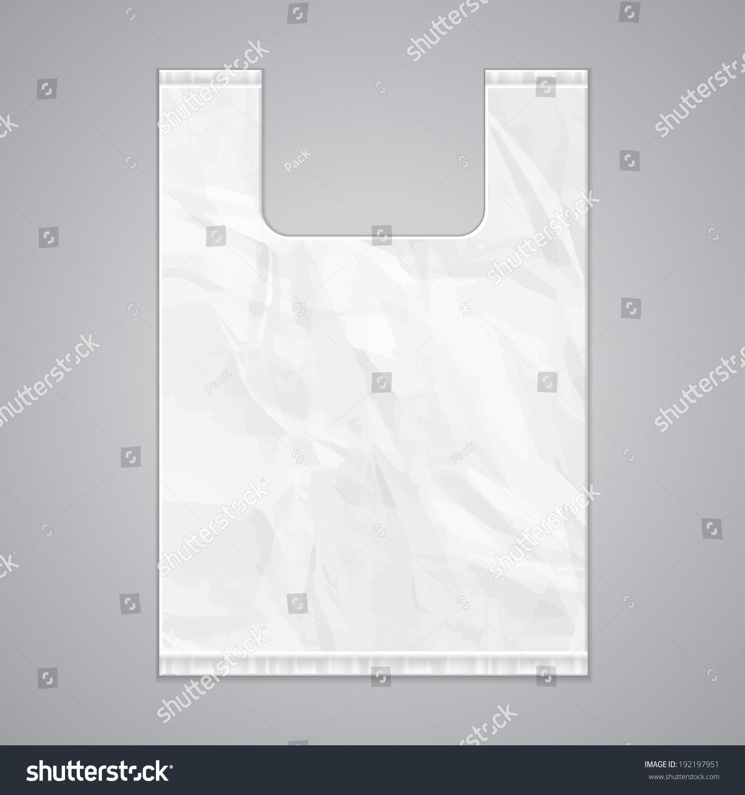 disposable plastic bag package grayscale template stock vector disposable plastic bag package grayscale template ready for your design product packing vector eps10