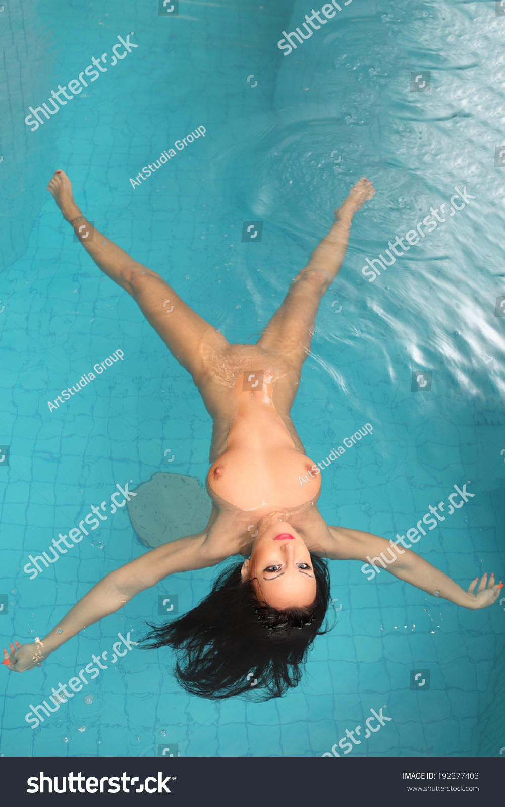 Synchronized swimmer nude — 9