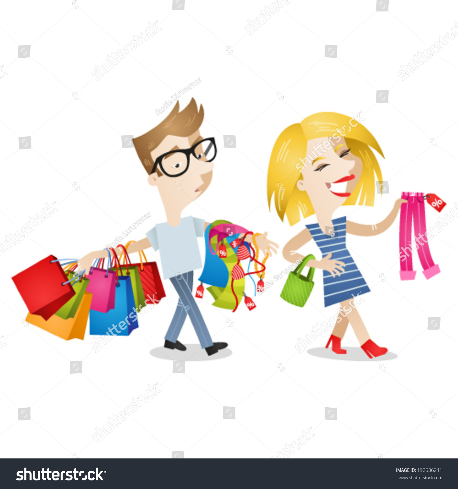 Cute Girl Stock Vectors Clipart and Illustrations